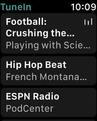 Screenshot #12 for TuneIn Pro - Radio & Sports