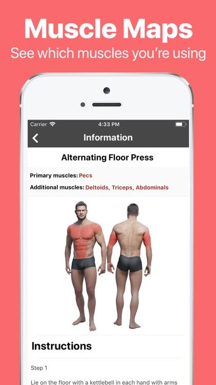 Gymster+ Gym Tracker & Macros screenshot-4