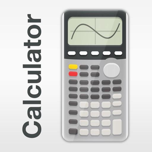 Graphing Calculator + application logo