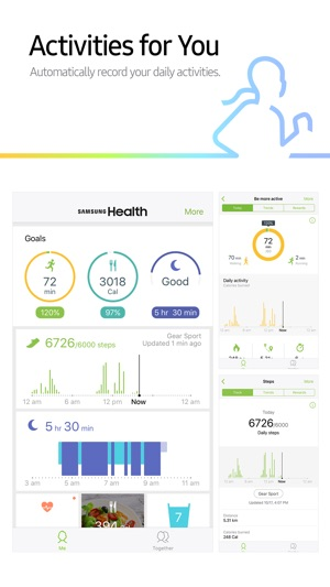 Samsung Health On The App Store