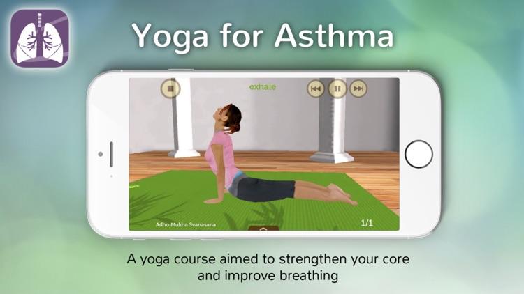 Yoga for Asthma screenshot-0