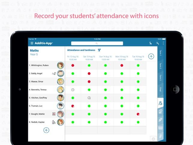 additio a best app for teachers