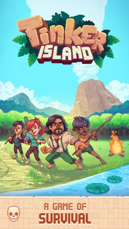 Tinker Island: Adventure Game screenshot-4