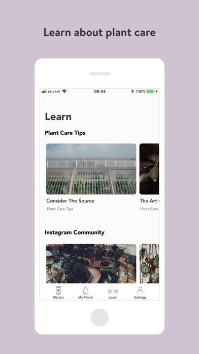 Florish - Plant Care Companion Screenshot on iOS
