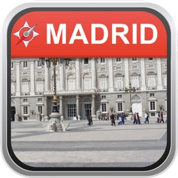 Offline Map Madrid, Spain: City Navigator Maps