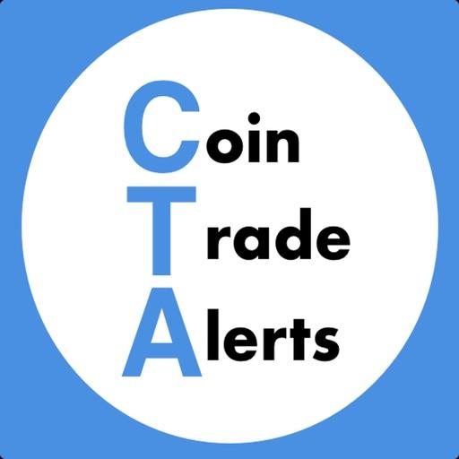 Coin Trade Alerts iOS App