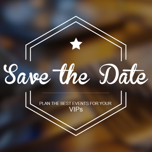 save the date event by qapp