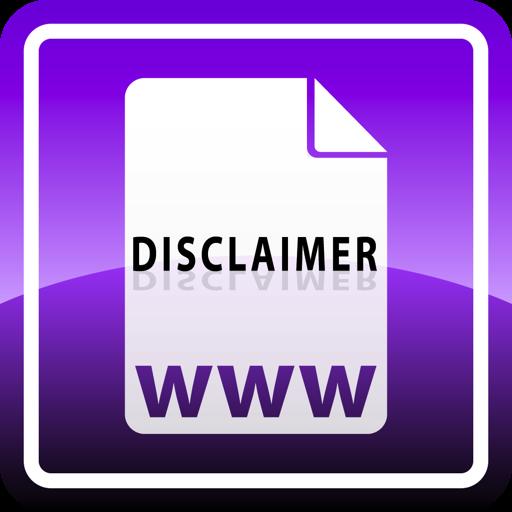 Disclaimer Maker