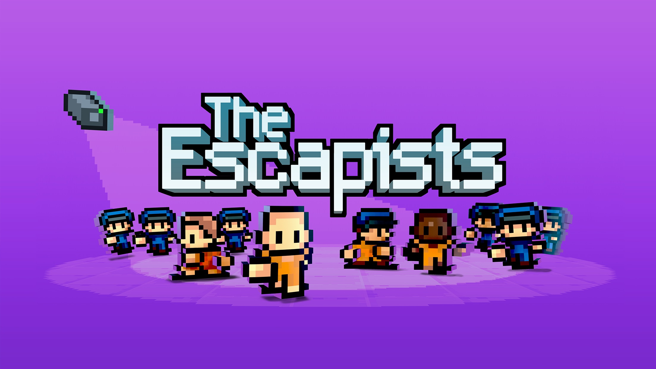 Screenshot do app The Escapists: Prison Escape