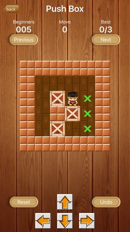 push box - casual puzzle game screenshot-4