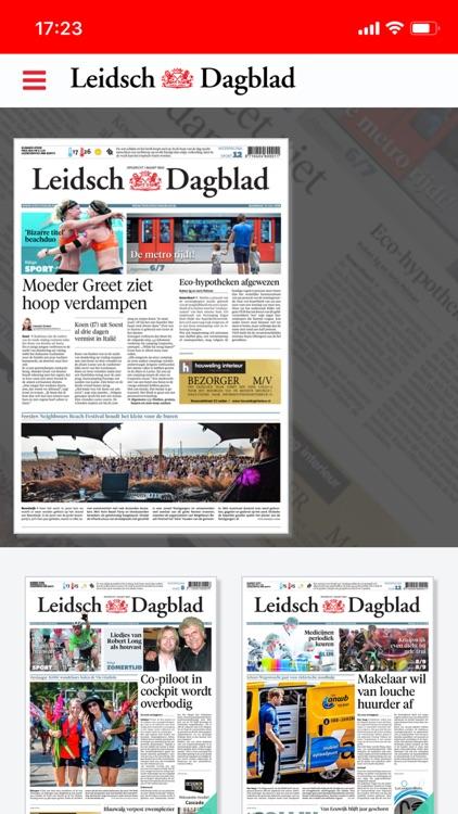 Leidsch Dagblad - krant