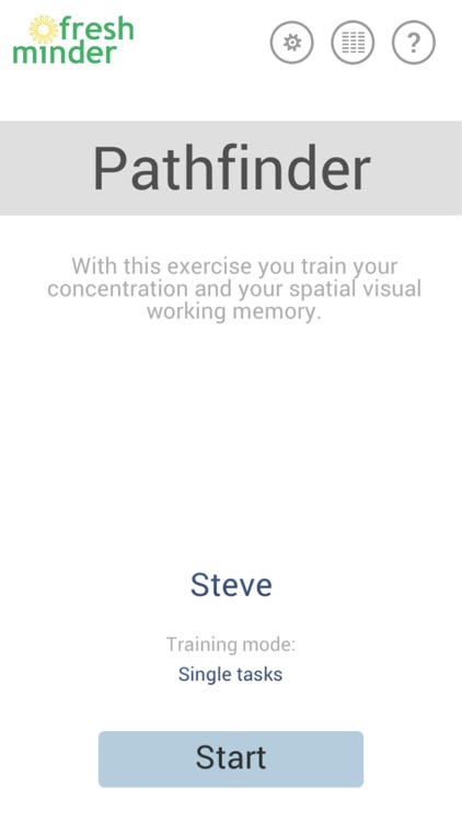 Pathfinder - Brain Training