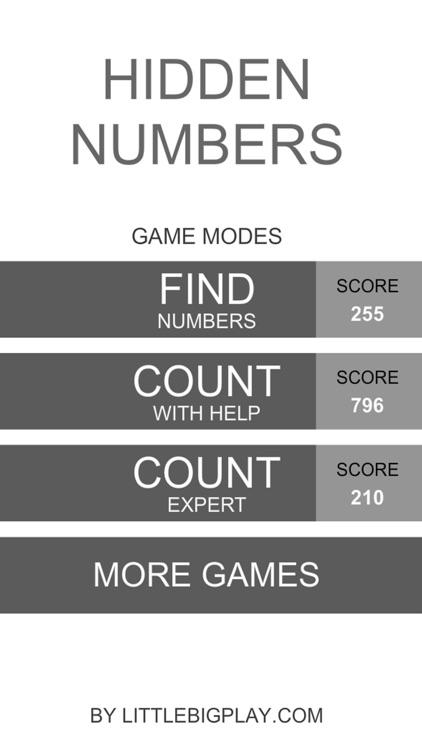 Hidden Numbers Math Game screenshot-4
