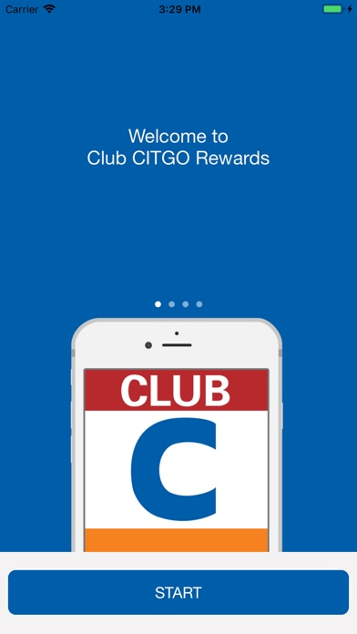 Club CITGO screenshot ...