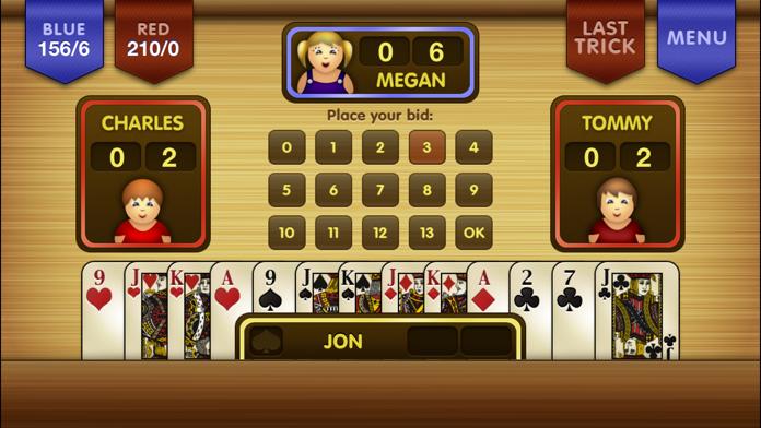 Spades ∙ Screenshot
