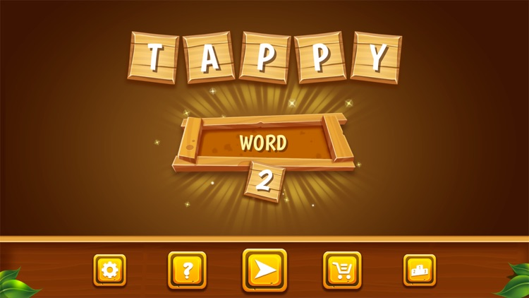 Tappy Word 2 screenshot-0