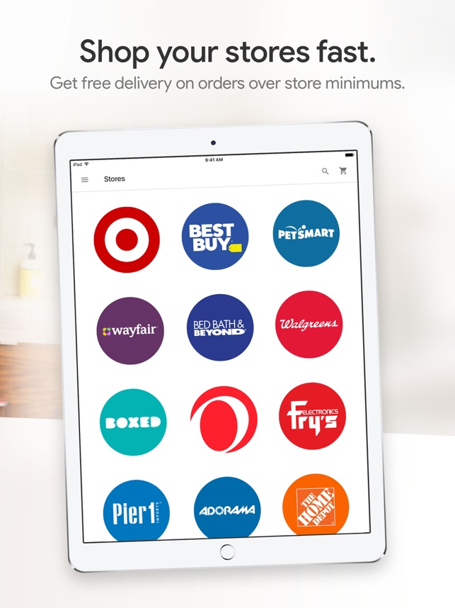 Google Express Shopping On The App Store