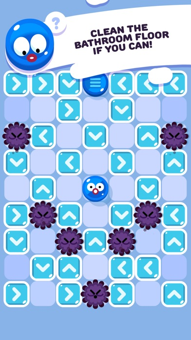 Soap Dodgem Challenging Puzzle screenshot 2