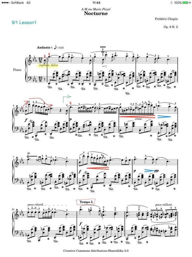 Piascore Smart Music Score On The App Store