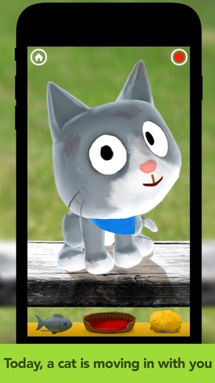 Fiete Cats AR screenshot-0