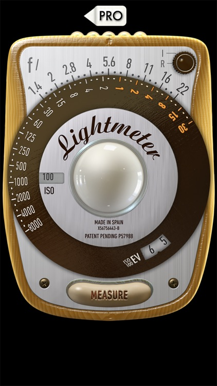 myLightMeter PRO screenshot-1