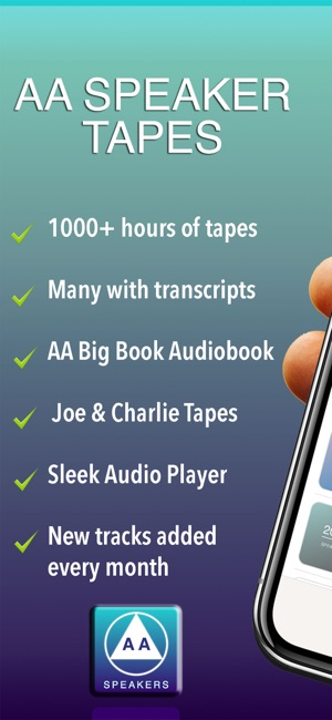 AA Speaker Tapes on the App Store