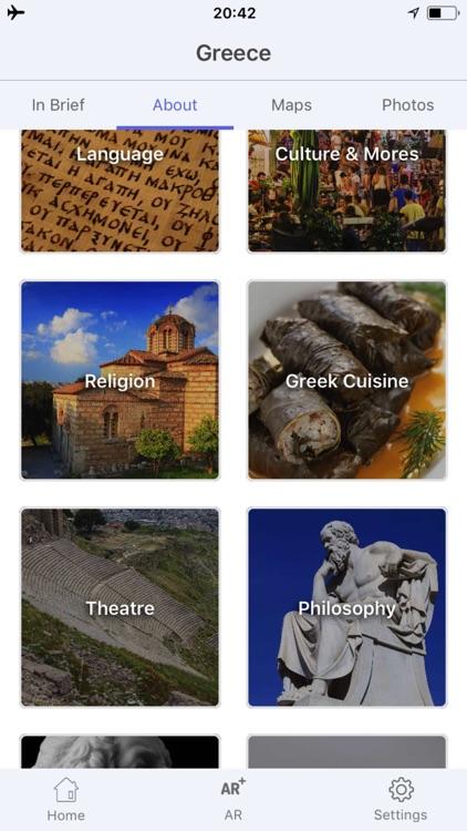 Greece Travel Guide Offline