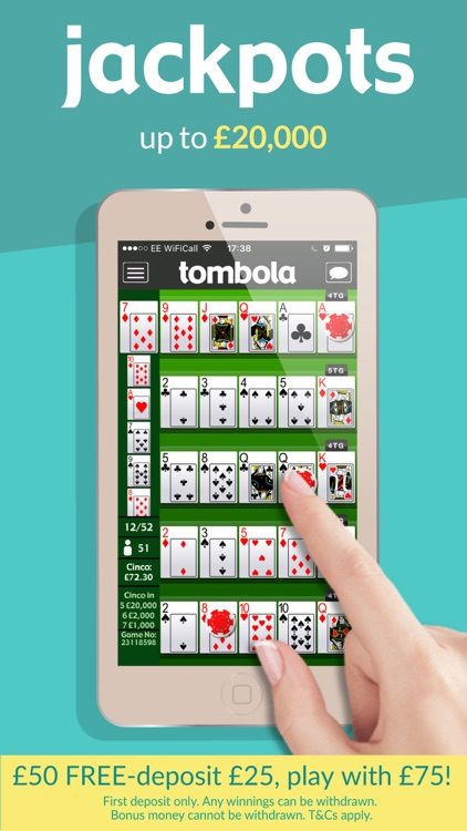 tombola bingo - Play Online! screenshot-4