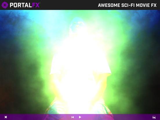 Screenshot #3 for Portal FX