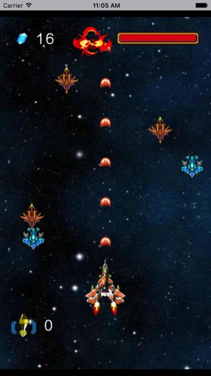星际传说-超好玩的射击小游戏