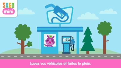Screenshot #3 pour Sago Mini En voiture!