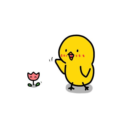Chick JP Toyama Sticker