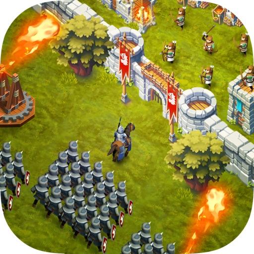 Lords & Castles-Мировая битва