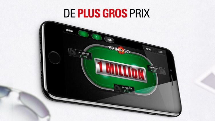 PokerStars: Poker en Ligne screenshot-2