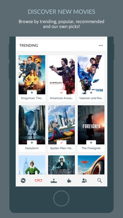 iShows Movies powered by Trakt