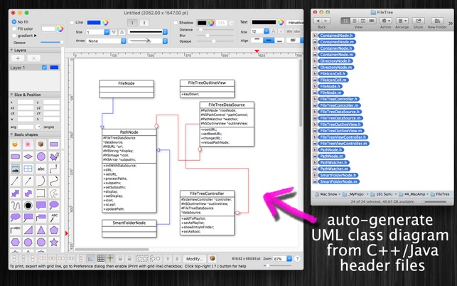 Xdiagram on the mac app store ccuart Images