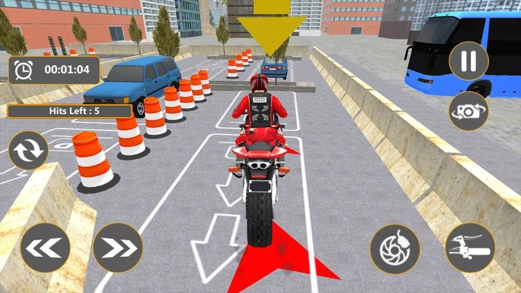 Real Bike Parking 2017 3D
