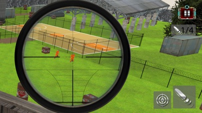 Police Sniper Prison Shooter Screenshot