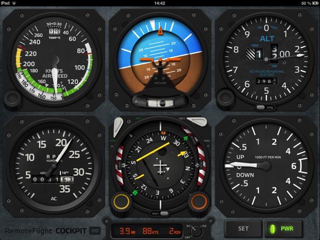 RemoteFlight COCKPIT HD