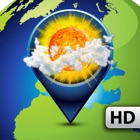 Weather Travel Map icon