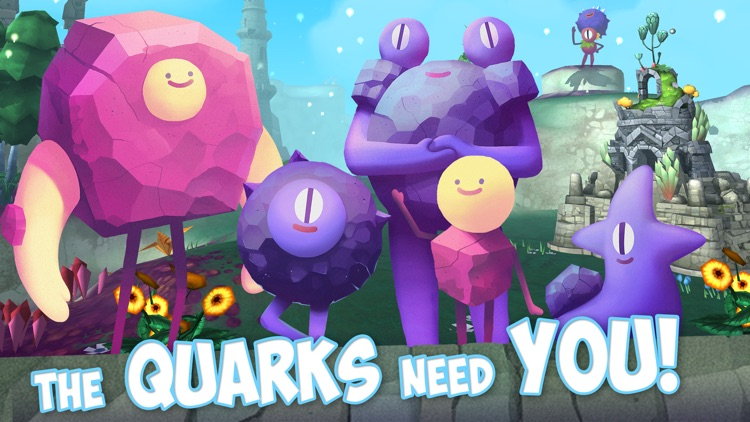 Quarks! Stargaze Island screenshot-0
