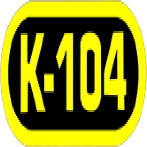104.1 FM K104