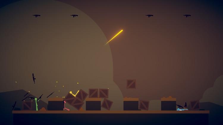 Stick Fight: Warrior Battle screenshot-3
