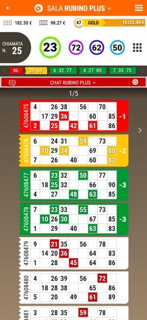 Gioca subito bingo digitale