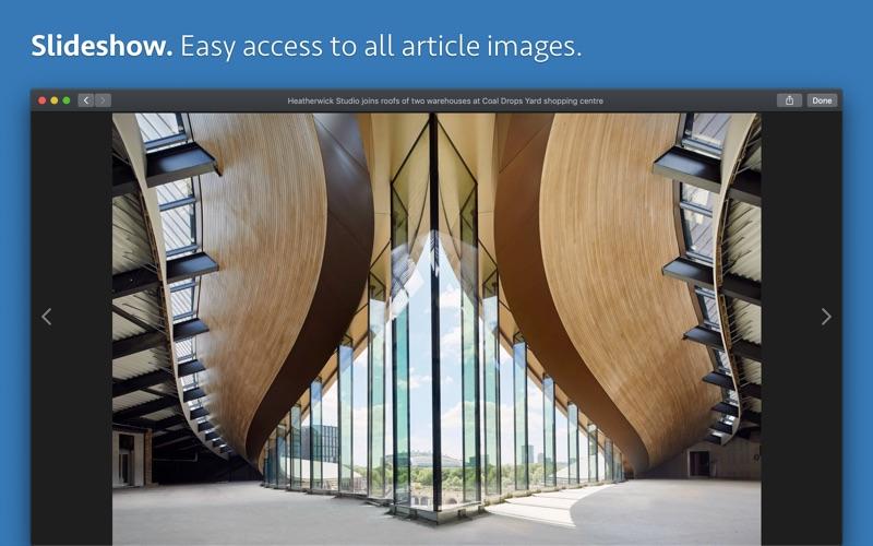 News Explorer Screenshots