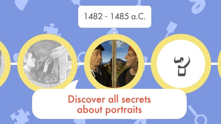 Art Stories FACES screenshot-4