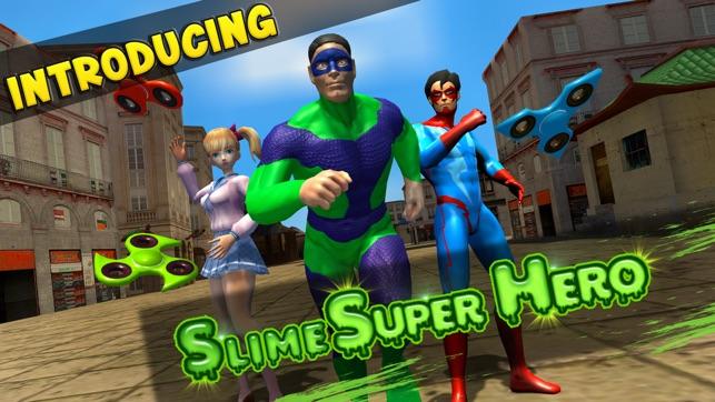 Fid Spinner Super Hero on the App Store