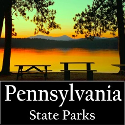 Pennsylvania State Parks map!