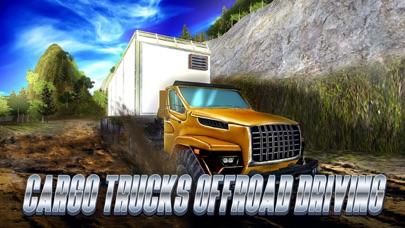 Cargo Trucks Offroad Driving Full Screenshot