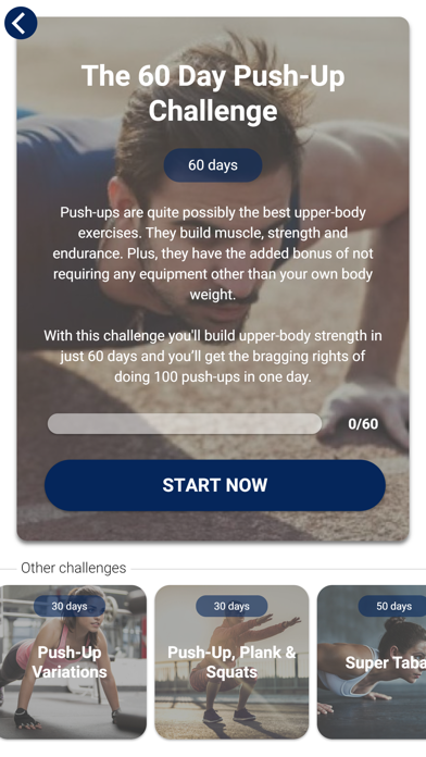 The Push-Up Challenge | App Price Drops
